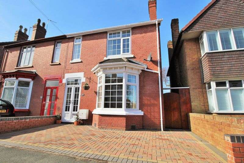 3 Bedrooms Semi Detached House for sale in Woodfield Avenue, Wolverhampton