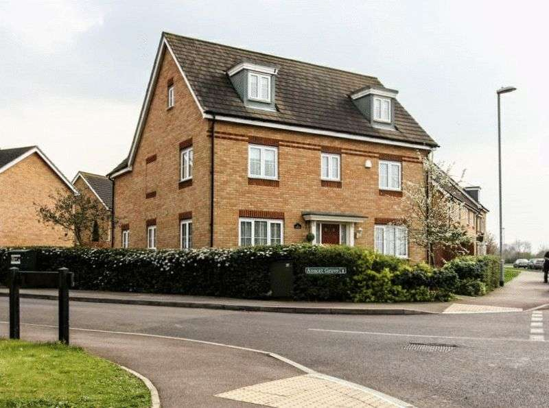 5 Bedrooms Detached House for sale in Avocet Grove, Soham