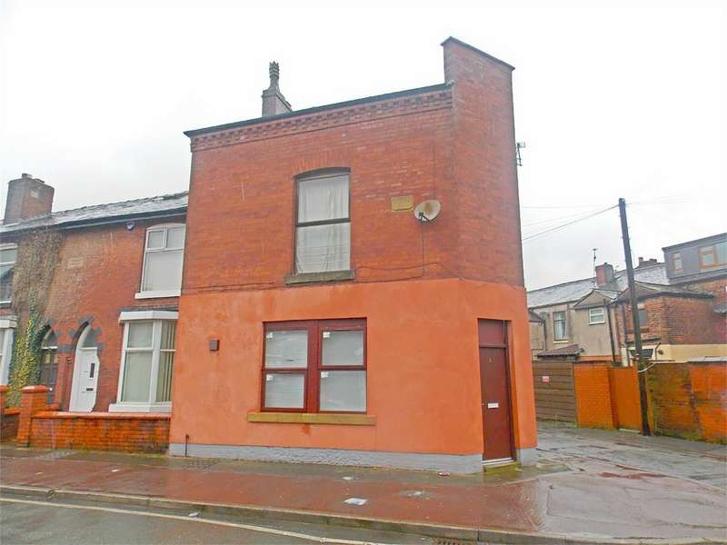 3 Bedrooms Terraced House for sale in Devon Street, Bolton, Lancashire