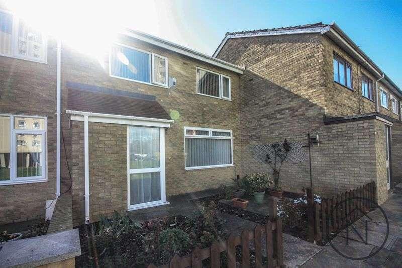 3 Bedrooms Terraced House for sale in Sedgemoor Way, Billingham