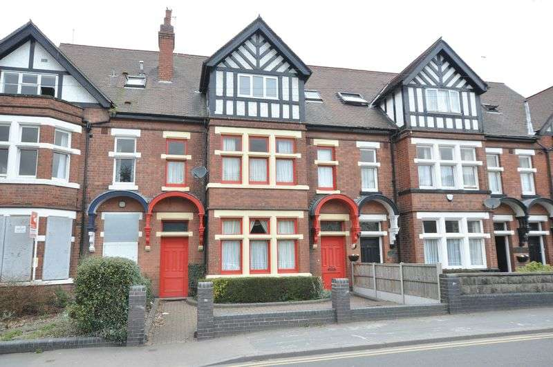 6 Bedrooms Terraced House for sale in Rosliston Road, Stapenhill