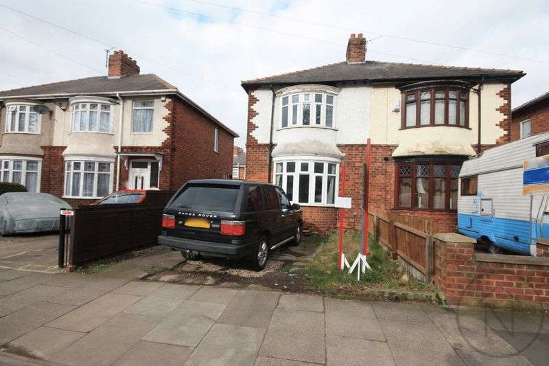 2 Bedrooms Semi Detached House for sale in Yarm Road, Darlington