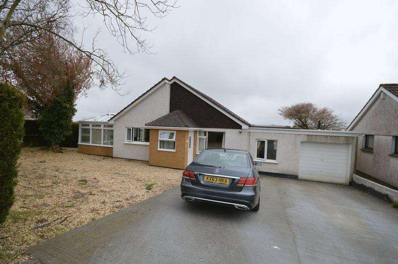 4 Bedrooms Detached Bungalow for sale in St Sulien, Bodmin