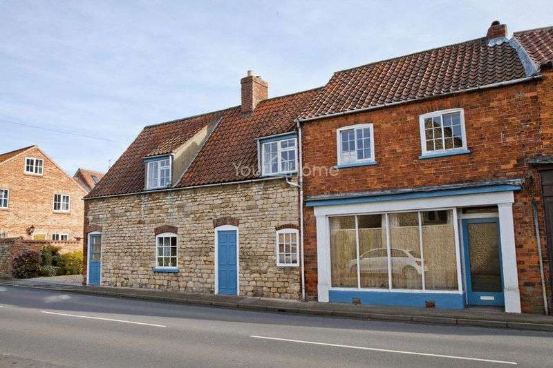 3 Bedrooms Terraced House for sale in Cliff Road, Wellingore