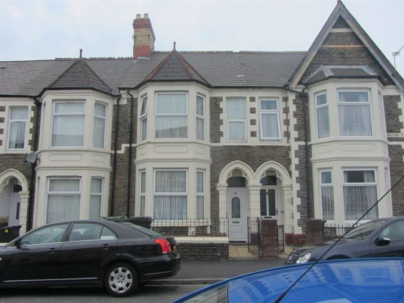4 Bedrooms Terraced House for sale in Malefant Street, CARDIFF