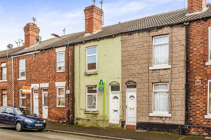 2 Bedrooms Property for sale in Allerton Street, Doncaster, DN1