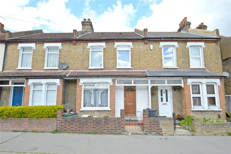 2 Bedrooms Terraced House for sale in Kemerton Road, Addiscombe
