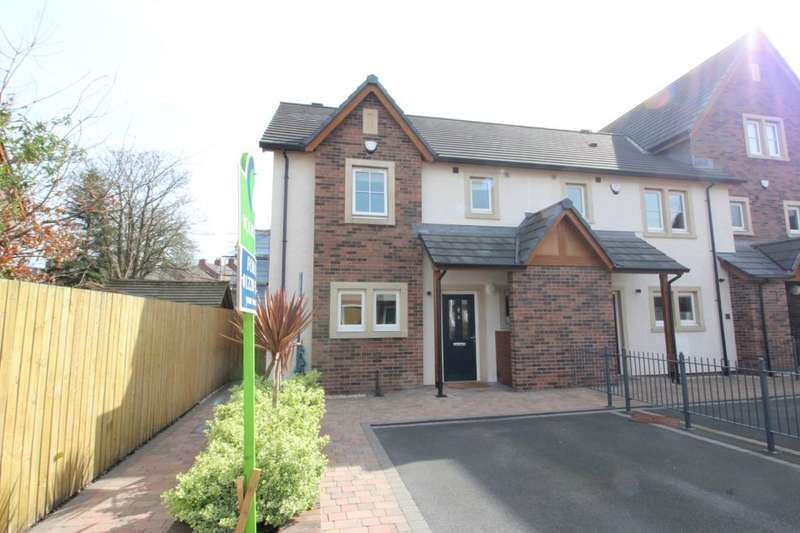 3 Bedrooms Property for sale in Richard James Avenue, Carlisle, CA1