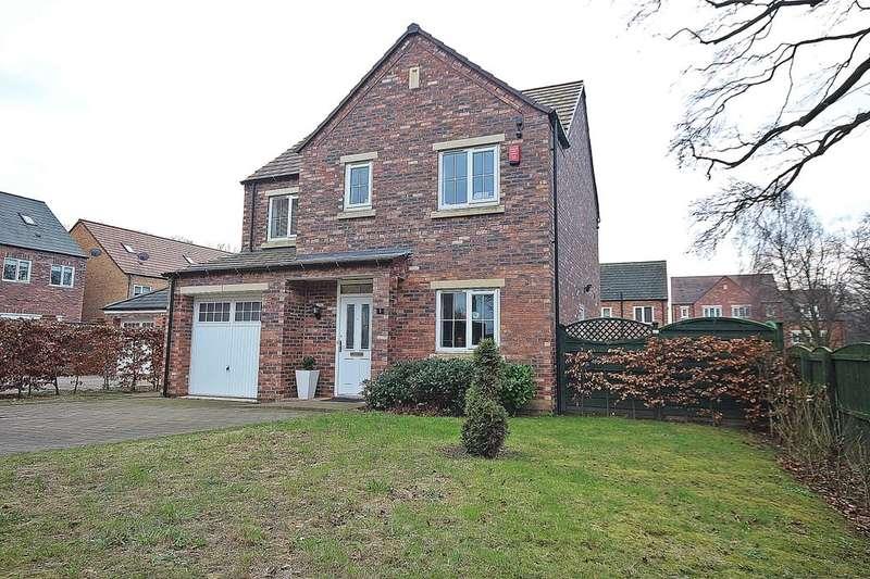 4 Bedrooms Detached House for sale in Willow Grove, Leeds, LS14