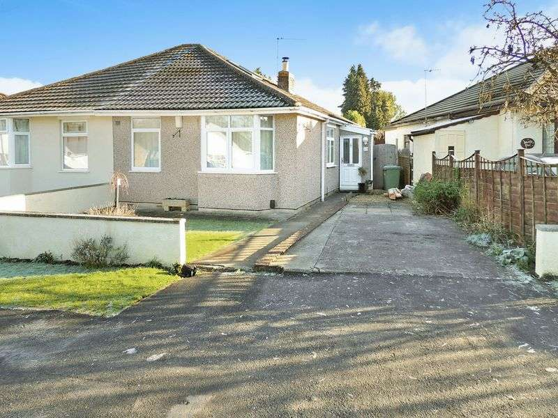 3 Bedrooms Semi Detached Bungalow for sale in Gays Road, Hanham, Bristol