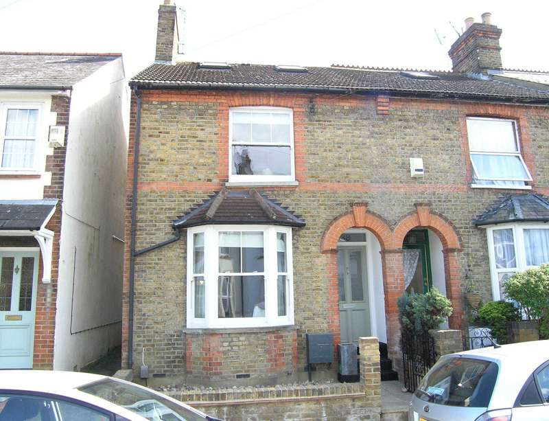 3 Bedrooms End Of Terrace House for sale in Rudolph Road, Bushey Village
