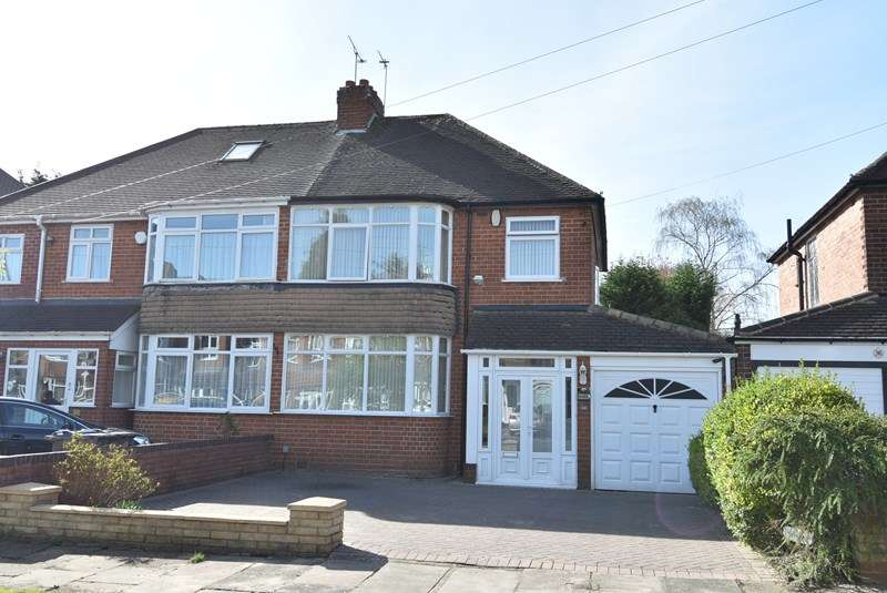 3 Bedrooms Semi Detached House for sale in Willersey Road, Moseley
