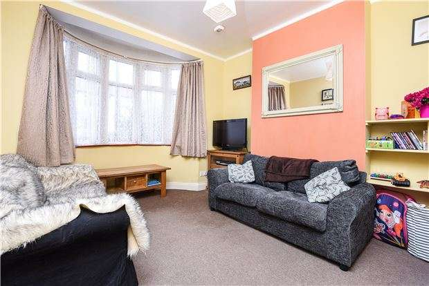 3 Bedrooms Terraced House for sale in Canmore Gardens, SW16