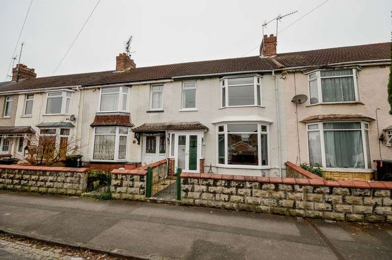 3 Bedrooms Terraced House for sale in Shrivenham Road, Town Centre Area