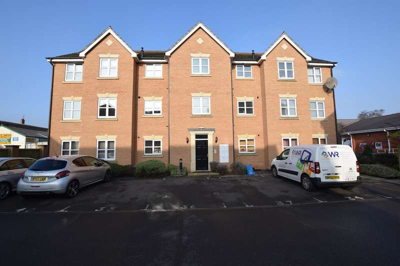 2 Bedrooms Flat for sale in Ned Ludd Close, Anstey, Leicester, LE7 7AQ