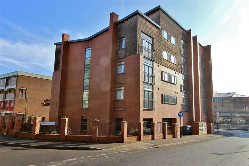 1 Bedroom Flat for sale in Ecclesall Heights, William Street, Sheffield, S10 2BG