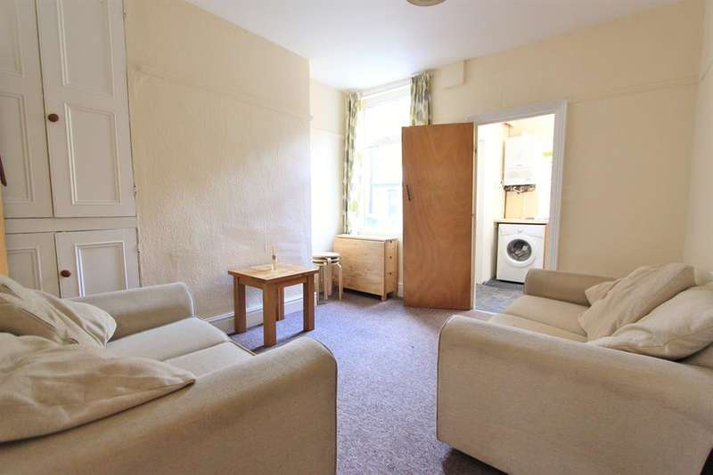 4 Bedrooms Terraced House for rent in Ramsey Road, Sheffield, S10 1LR
