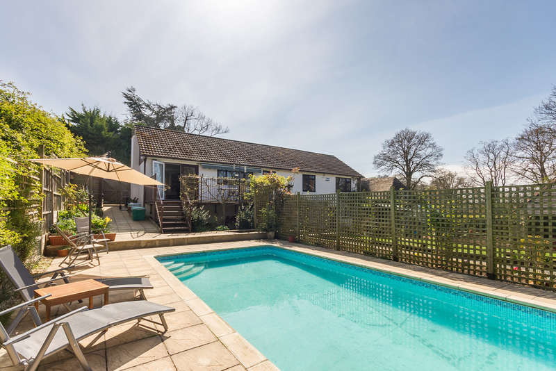 3 Bedrooms Detached Bungalow for sale in Hyde, New Forest, Hampshire