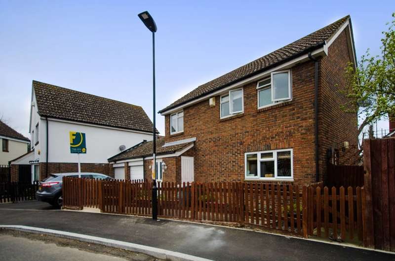 3 Bedrooms House for sale in Fulmer Road, Beckton, E16