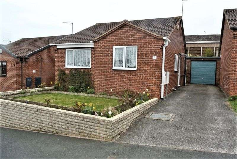 2 Bedrooms Detached Bungalow for sale in Little Hollies, Forest Town, Mansfield