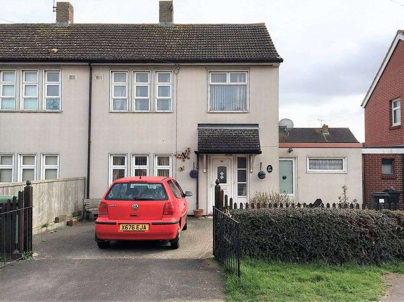 3 Bedrooms Semi Detached House for sale in Meadowcroft, Upper Stratton, Swindon