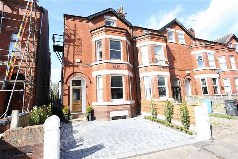 5 Bedrooms End Of Terrace House for sale in Goulden Road, West Didsbury, Manchester