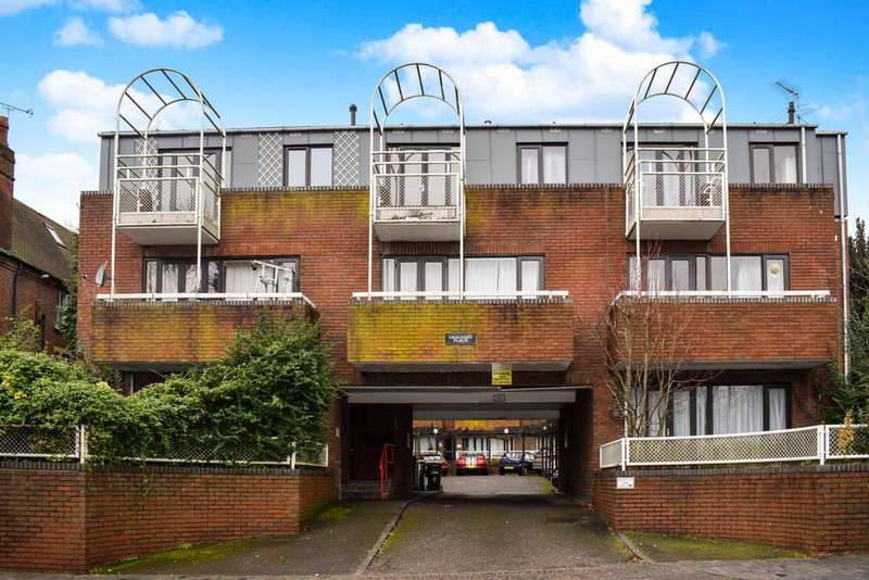 1 Bedroom Flat for sale in Chalfont Place, Upper Lattimore Road AL1
