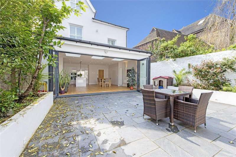 5 Bedrooms Detached House for sale in Larkfield Road, Richmond, Surrey