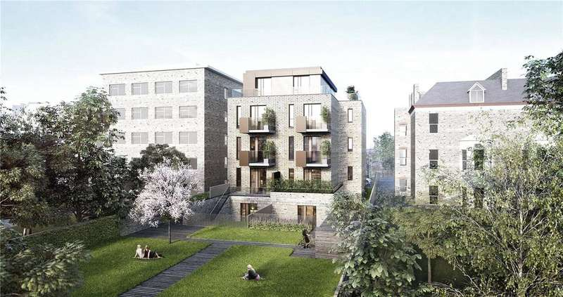 1 Bedroom Flat for sale in Apt 7 Lime Tree Apartments, Willesden Lane, Brondesbury, NW6