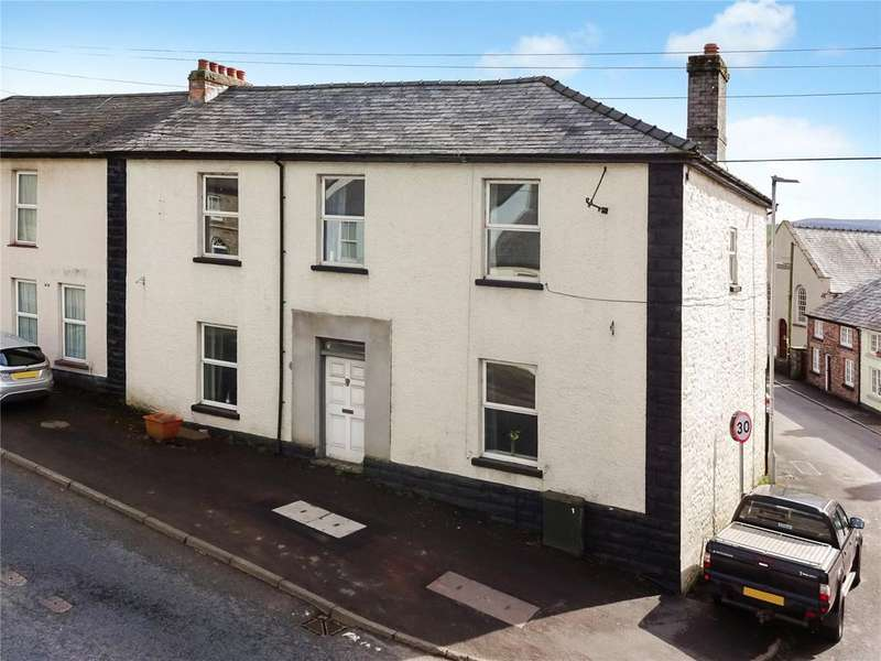 5 Bedrooms Semi Detached House for sale in Trecastle, Brecon, Powys