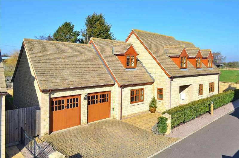 5 Bedrooms Detached House for sale in Stoney Glen, Carlby, Stamford, Lincolnshire