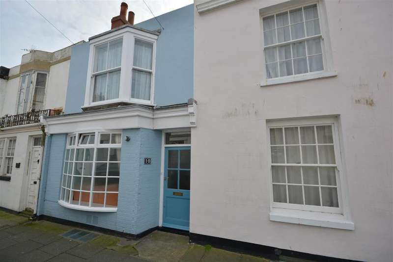 3 Bedrooms Terraced House for sale in North Street, St. Leonards-On-Sea