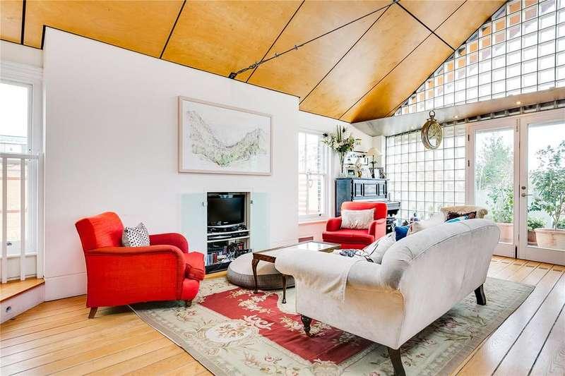 5 Bedrooms Flat for sale in Arundel Terrace, Barnes, London