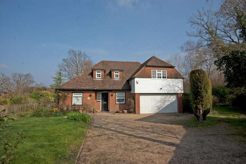 2 Bedrooms Detached House for sale in Main Street, Beckley, Rye TN31