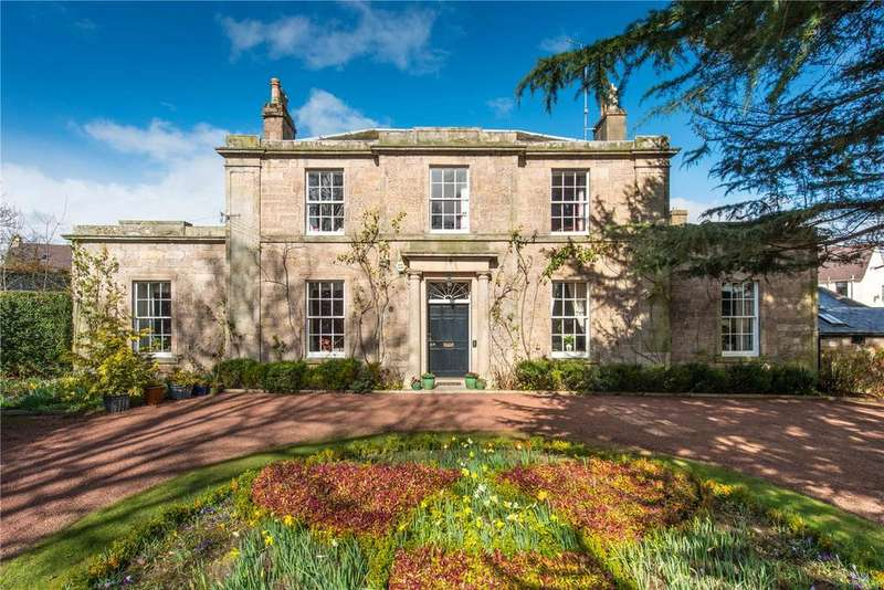 4 Bedrooms Unique Property for sale in Maryville, Station Road, Haddington, East Lothian, EH41