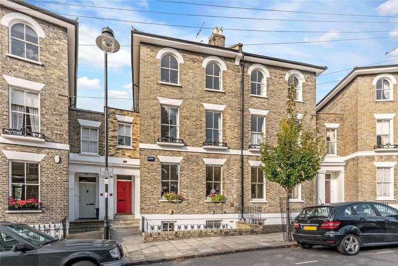 5 Bedrooms Link Detached House for sale in Richmond Crescent, Islington, London, N1