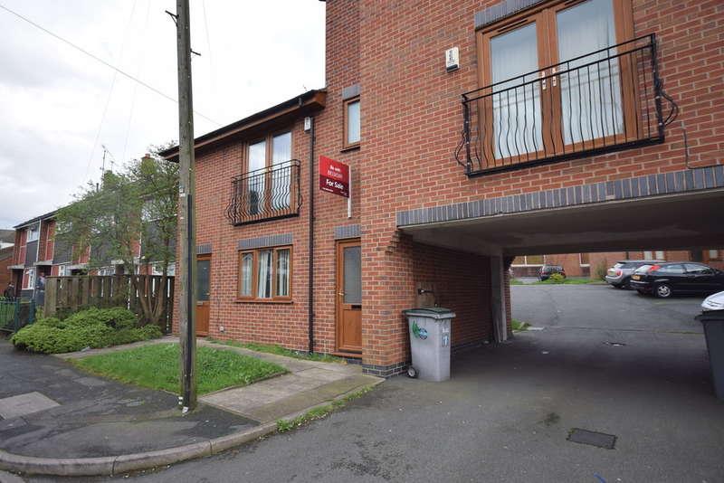 2 Bedrooms Apartment Flat for sale in Sun Street Hanley