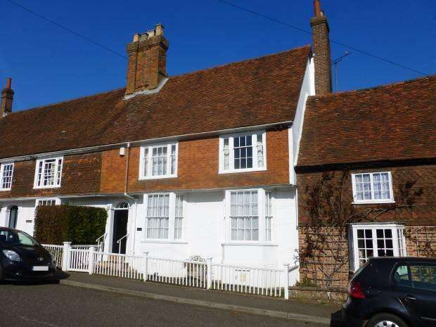 4 Bedrooms Cottage House for sale in High Street, Cranbrook, Kent