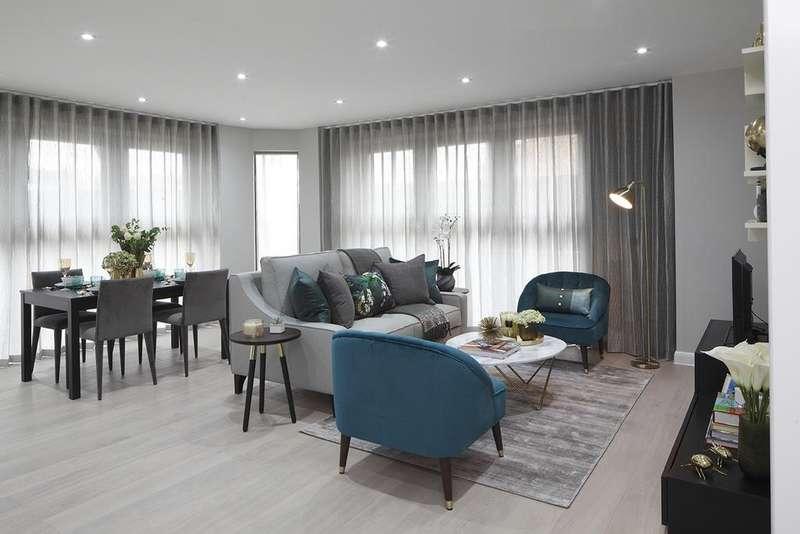 1 Bedroom Flat for sale in Ilderton Road London SE16