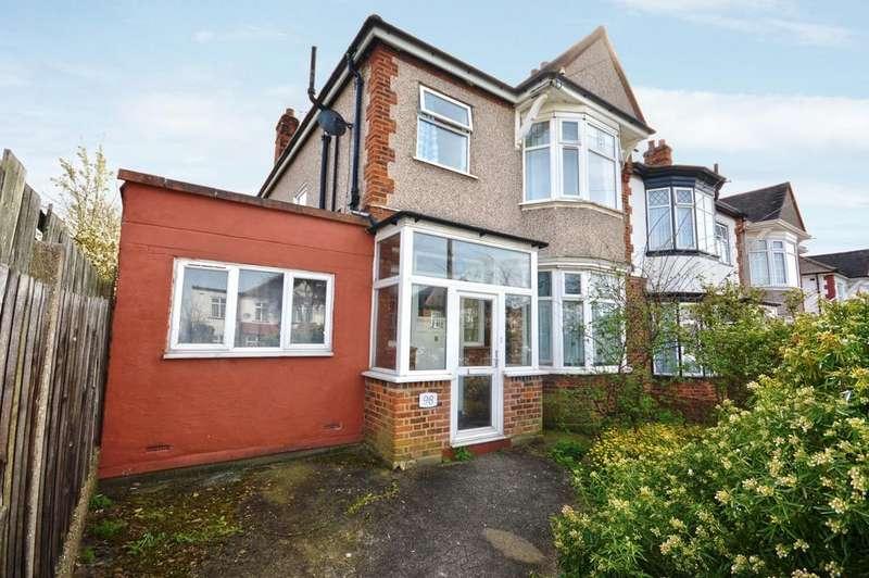4 Bedrooms Semi Detached House for sale in Callander Road Catford SE6