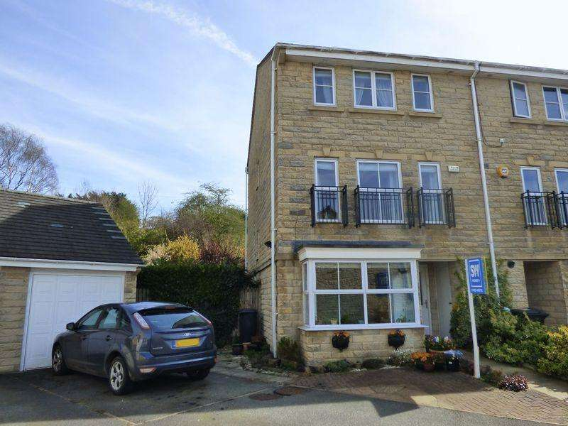 4 Bedrooms End Of Terrace House for sale in Windermere Rise, Brighouse
