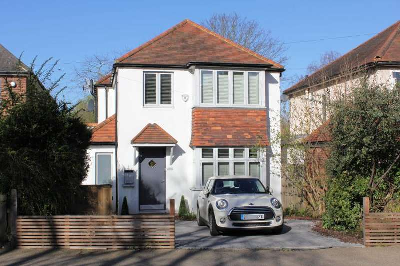 4 Bedrooms Detached House for sale in Petersham Road, Petersham