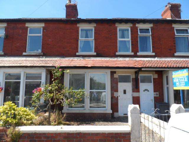 2 Bedrooms Terraced House for sale in Eccleston Road, Blackpool, FY1 6NH