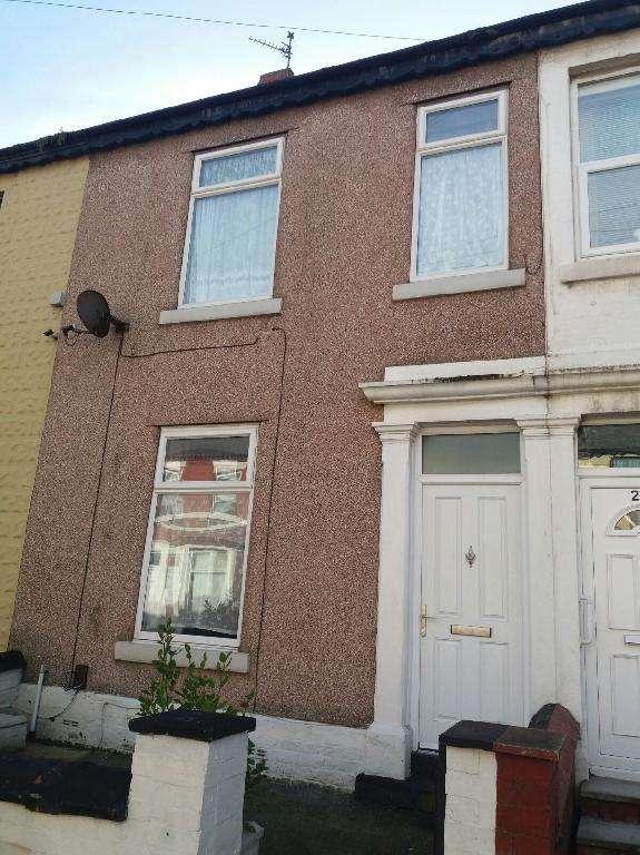 3 Bedrooms Terraced House for sale in Exchange Street, BLACKPOOL, FY1 2DU