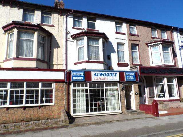 9 Bedrooms Hotel Commercial for sale in Hornby Road, Blackpool, FY1 4QG