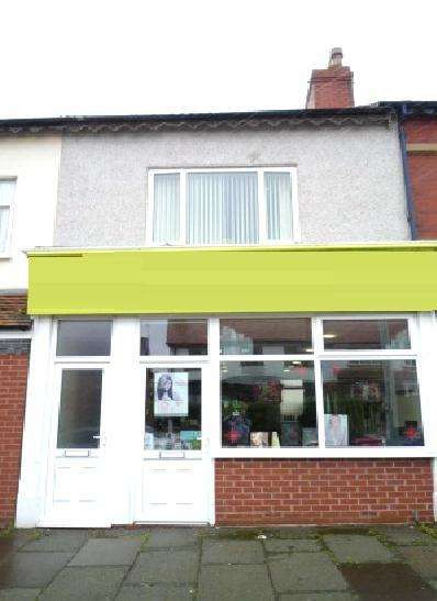 Shop Commercial for sale in Poulton Road, Fleetwood, FY7 7AP