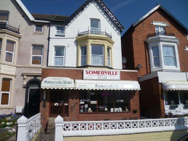 10 Bedrooms Hotel Commercial for sale in Station Road, Blackpool, FY4 1EU