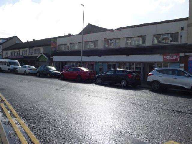 Shop Commercial for sale in Station Road, Blackpool, FY4 1EU