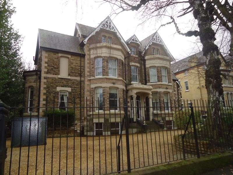 2 Bedrooms Flat for sale in Livingston Drive South, Sefton Park