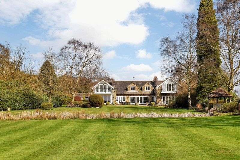 5 Bedrooms Detached House for sale in Whitcrofts Lane, Ulverscroft
